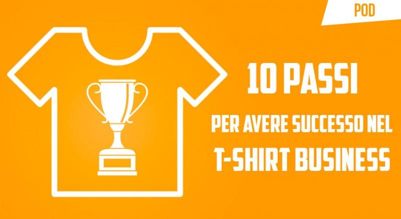 ptint-on-demand t-shirt business