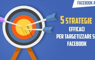 strategie targeting facebook