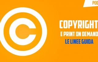 guida copyright e print on demand