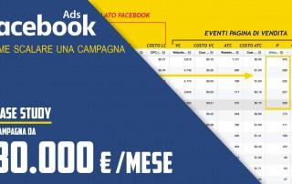 guadagnare con facebook case study guida