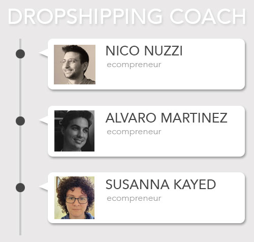 dropshipping coach