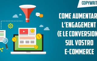 aumentare l'engagement sul sito e-commerce
