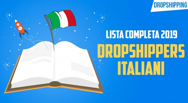 lista fornitori dropshipping italiani